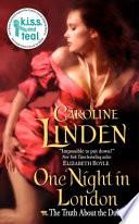 One Night in London Book PDF