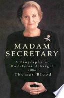 Book Madam Secretary