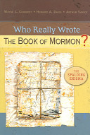 Who Really Wrote the Book of Mormon