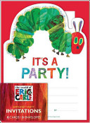 The World of Eric Carle Birthday Party Invitations