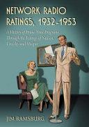 Network Radio Ratings, 1932-1953