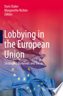 Lobbying in the European Union In The European Union Drawing On The