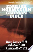 English Norwegian German Bible