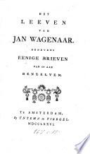 Het leeven van Jan Wagenaar