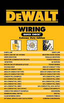DeWalt Wiring Quick Check