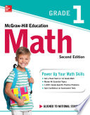 McGraw Hill Education Math Grade 1  Second Edition