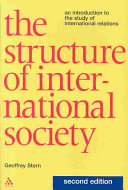 Structure of International Society