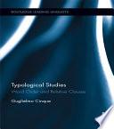 Typological Studies