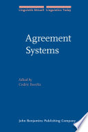 Agreement Systems