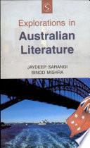 Explorations in Australian Literature