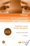 Freud et la question de l'angoisse
