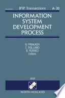 Information System Development Process Book PDF