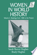Women in World History  v  2  Readings from 1500 to the Present