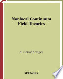 Nonlocal Continuum Field Theories