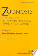 Zoonoses and Communicable Diseases Common to Man and Animals  Chlamydioses  rickettsioses  and viroses