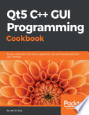 Qt5 C   GUI Programming Cookbook
