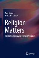 Religion Matters Book