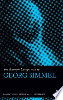 The Anthem Companion to Georg Simmel