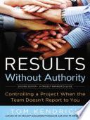 Results Without Authority