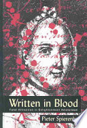 Written in Blood