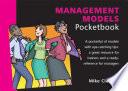 Management Models Pocketbook