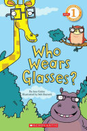 Who Wears Glasses