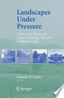 Landscapes Under Pressure