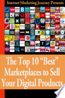 The top 10  Best  marketplaces to sell your digital products