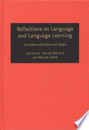 Reflections on Language and Language Learning