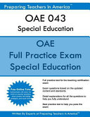Oae 043 Special Education
