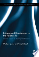 Religion and Development in the Asia Pacific