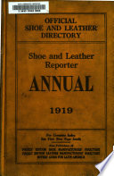 The Shoe and Leather Reporter Annual
