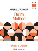 Haskell W  Harr Drum Method   Book Two