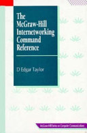 The McGraw Hill Internetworking Command Reference
