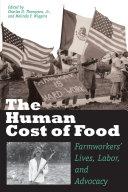 download ebook the human cost of food pdf epub