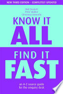 Know it All  Find it Fast