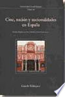 Cine, nación y nacionalidades en España