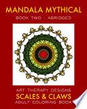 Mandala Mythical 2: Adult Coloring Book (Dragon Fantasies)