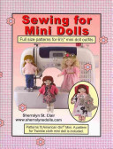 Sewing For Mini Dolls : (6½