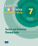 Teacher and technician planning guide