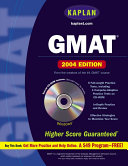 Kaplan GMAT 2004 with CD ROM