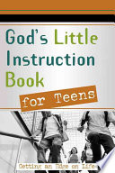 God's Little Instruction Book For Teens : ever. you know how tough playing it...