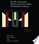 North American Women Artists of the Twentieth Century