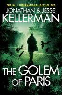 The Golem of Paris Times Bestselling Authors Jonathan And Jesse Kellerman