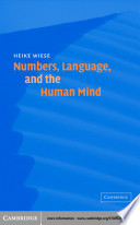 Numbers  Language  and the Human Mind