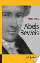 Abels Beweis