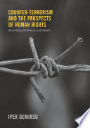 Counter terrorism and the Prospects of Human Rights
