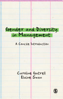 Gender and diversity in management
