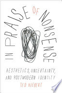 Ebook In Praise of Nonsense Epub Ted Hiebert Apps Read Mobile