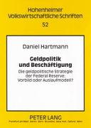 Geldpolitik und Beschäftigung